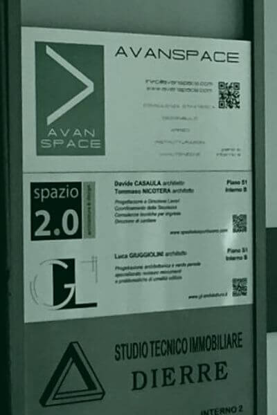 Uffici Avanspace General Contractor Roma