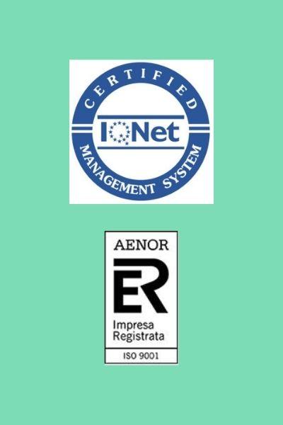 Certificazioni Avanspace